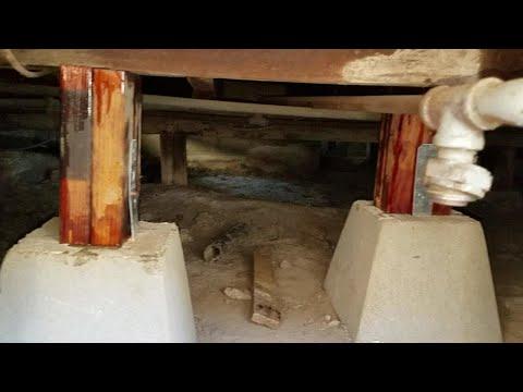 Repairing Soft Bouncy Subfloor In Old House With Pier Blocks