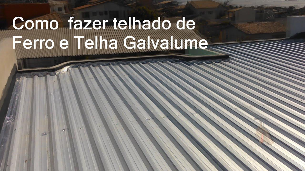 #5D4E3D Como fazer Telhado de Ferro e Telha Galvalume 2016 12 27 1930 Janela De Aluminio Telha Norte