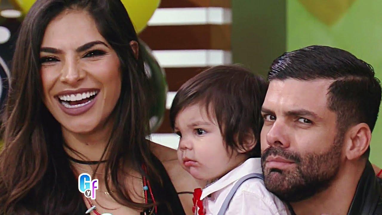 Baby Matteo es igualito a su papá pero Alejandra defien ...