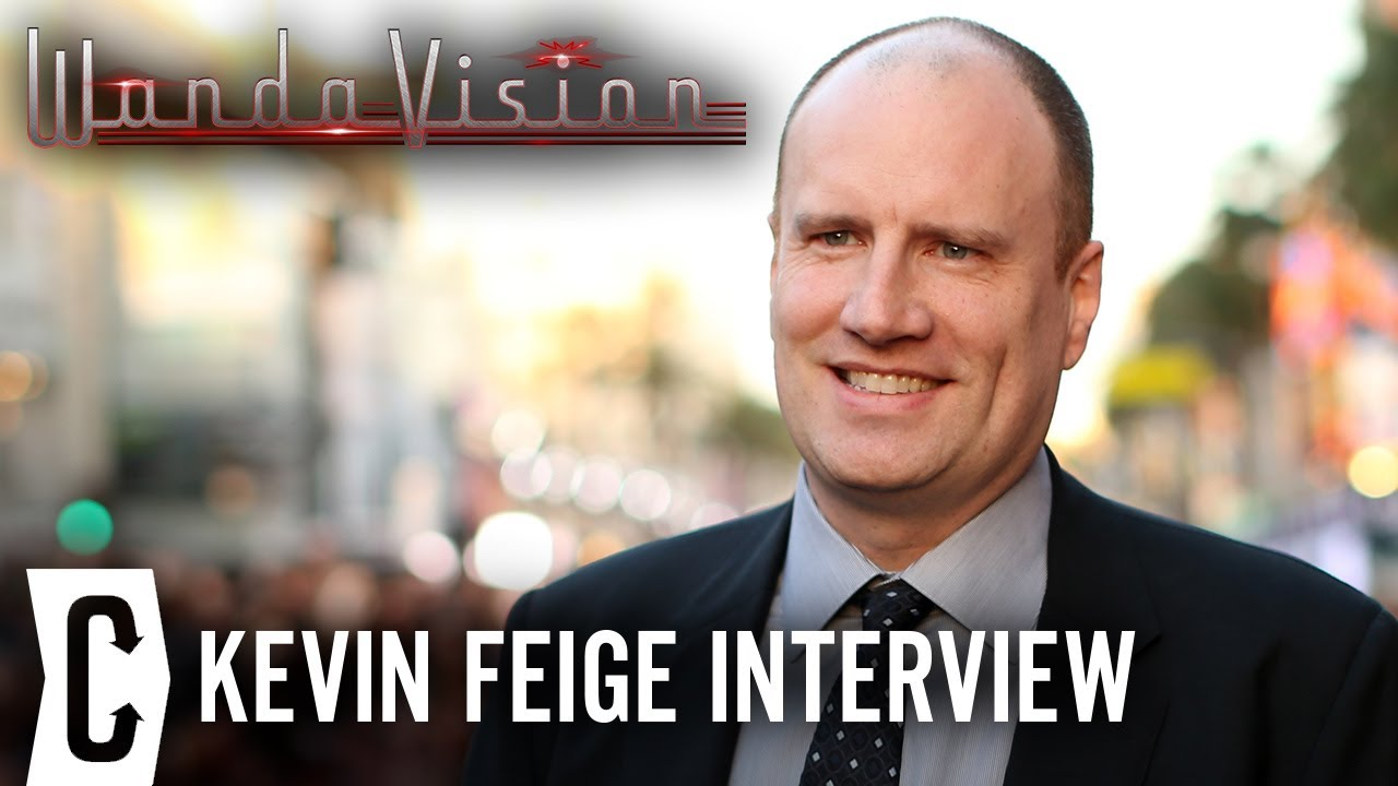 Kevin Feige on 'WandaVision', 'She-Hulk', 'Deadpool 3', 'Secret Invasion', and More