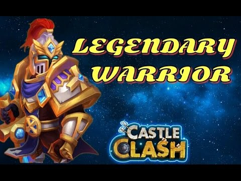 Castle Clash Double Evolved Paladin! LEGENDARY!