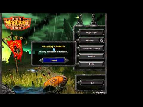 Warcraft III ROC   Battle net Error Correction
