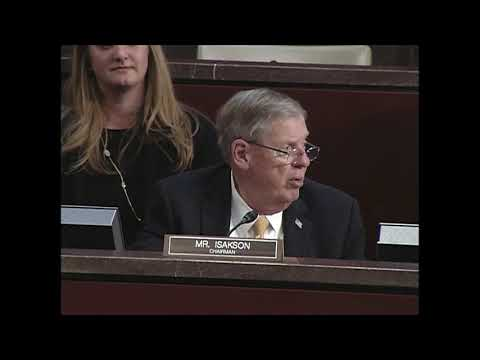 Isakson Opening Remarks at Joint Hearing on Implementation of 'VA MISSION Act'