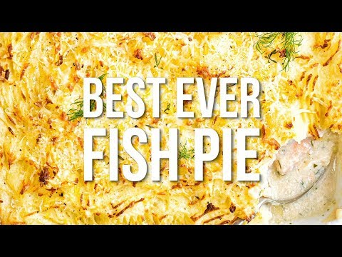 Best Fish Pie | Supergolden Bakes