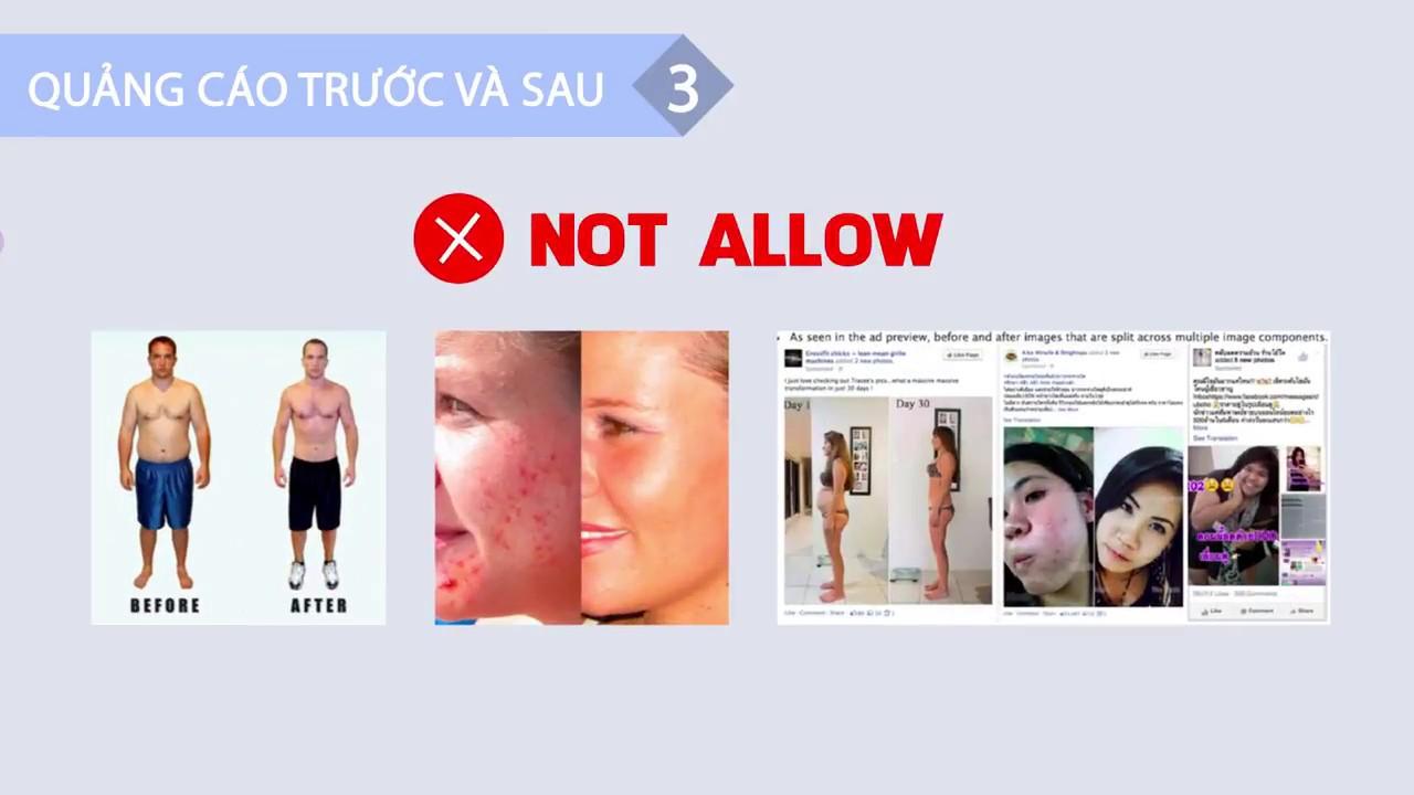 Những lỗi quảng cáo Facebook ngành mỹ phẩm và dược cần lưu ý – Facebook Academy