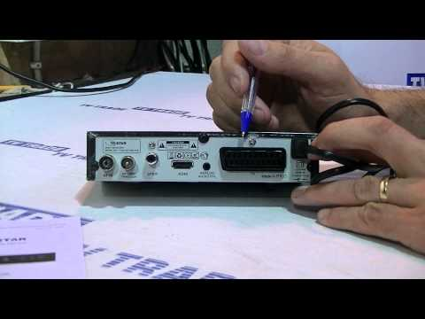TV Star T1020 HD Irish Digital TV Receiver - Overview & Installation