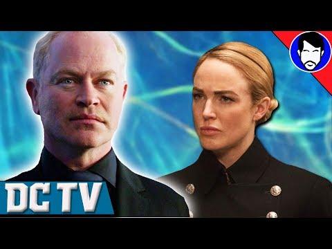 Damien Darhk RETURNS! - Legends of Tomorrow Season 3 | DCTV Recap