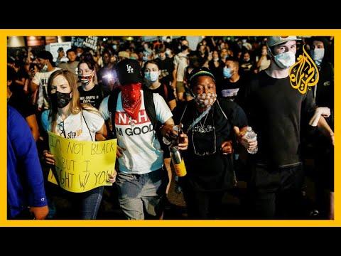 الاحتجاجات الأميركية في مينيا بوليس  - نشر قبل 6 ساعة