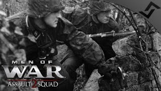 Waffen SS vs Red Devil Paratroopers in Arnhem - Men of War: Assault Squad 2 - Robz Mod Multiplayer