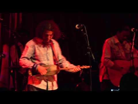 "Aziz Sahmaoui & University of Gnawa  - ""Salabati ""live at Cabaret Sauvage.mp4"
