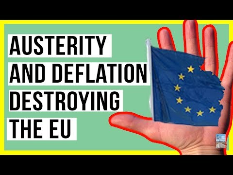 Austerity, Deflation and the Debt Dilemma of the EU! Global Trade Fears May Ignite A Crisis!