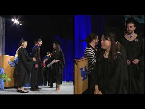 2016 UB School of Management Graduate Commencement, Part 2 of 2
