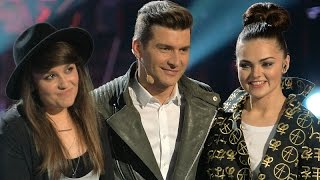 """The Voice of Poland IV"" - Ania Lenart vs Klaudia Baca ""I"
