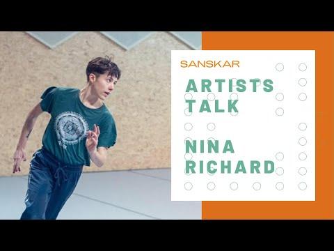 Sanskar Artists Talk: Nina Richard (Switzerland)