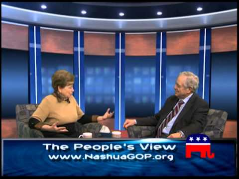 The People's View - Episode 110 - Sandra Ziehm - 01.29.14