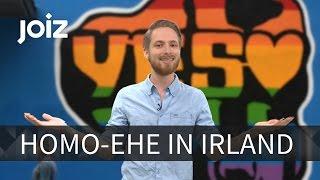 JA zur Homo-Ehe in Irland - Und was passiert in Deutschland?
