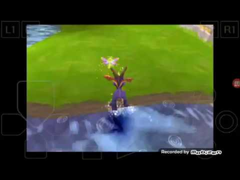 Spyro 2 Glitch Get to Ocean Speedway with 0 Orbs #2