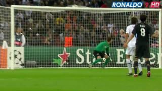 Cristiano Ronaldo Real Madrid 2010