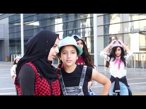 بلاوي كواليس 😱😂 الفتافيت خلال تصوير كليب السلام عليكم احضر والا بتخسر