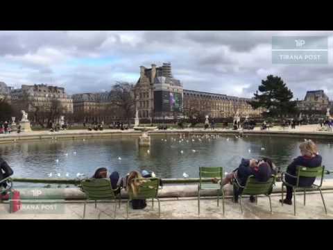 Një shëtitje në Paris