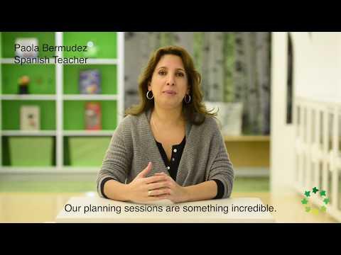 Pine Street School Spanish Immersion Teacher: Paola