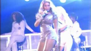 Beyoncé - Naughty Girl (Live @ Fashion Rocks)