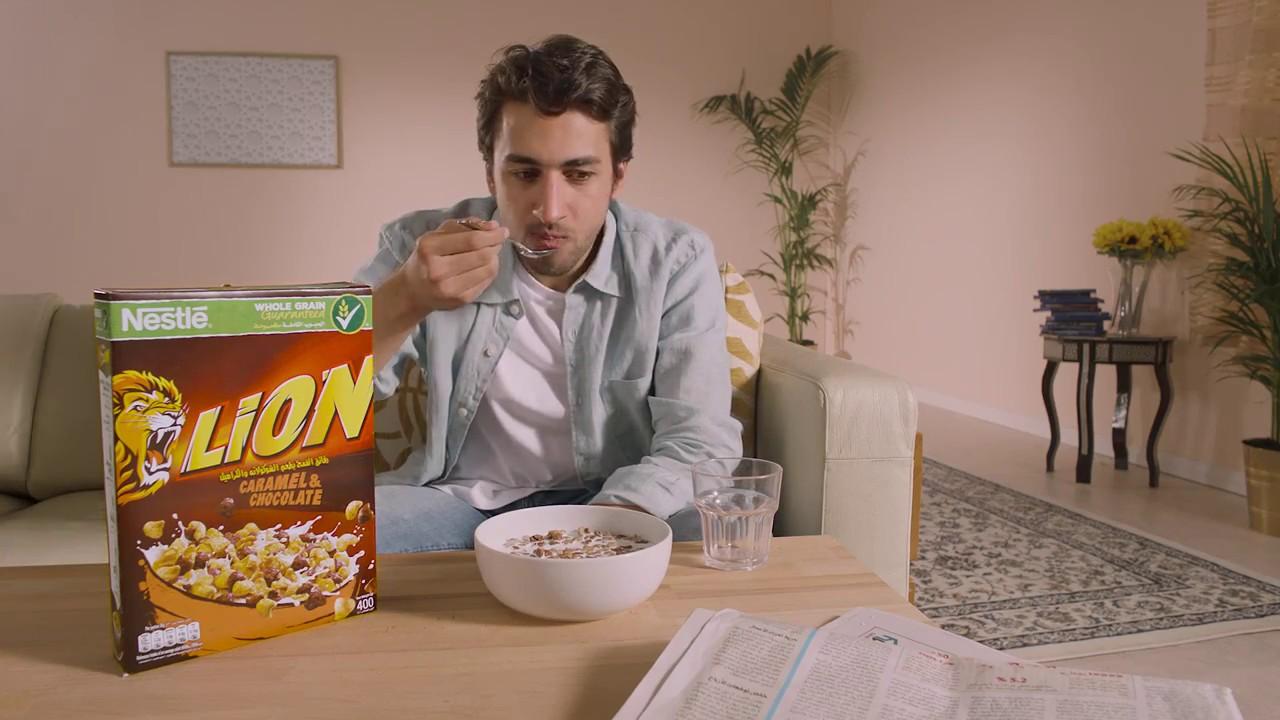 خليك أسد رقائق إفطار ليون Youtube