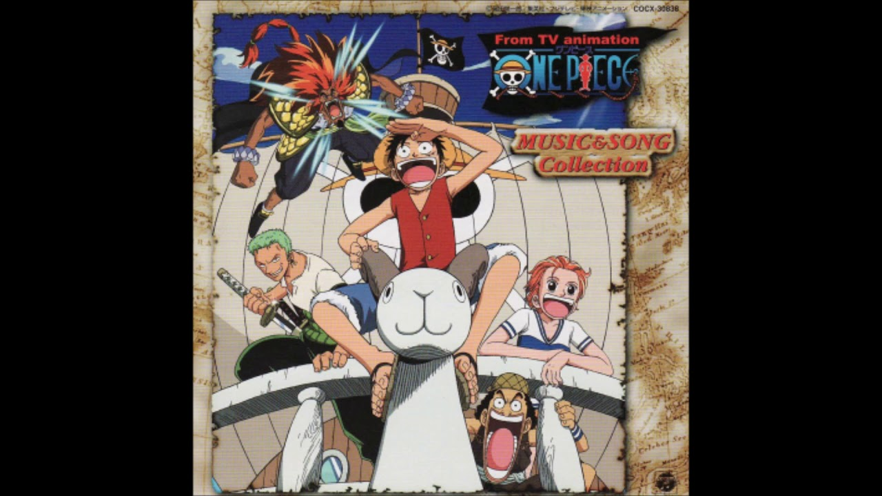 One Piece Ost Collection 1 Full Original Soundtrack Youtube