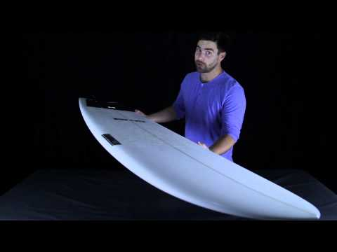 Dave Rastovich Keel Fins And A Fish From Carrozza - Shred Show Ep. #35