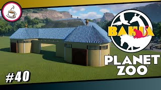 ELEFANTENHAUS #40 «» Parque Zoológico de Bahia - PLANET ZOO Let's Play | Deutsch German