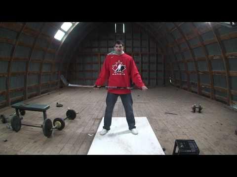 Slapshot Challenge - How To Hockey