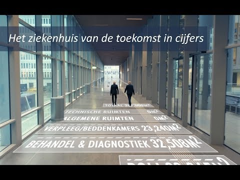 Het ziekenhuis van de toekomst