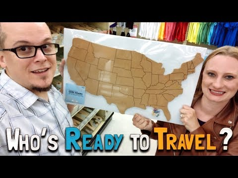Who's Ready to Travel? (March 9, 2018)