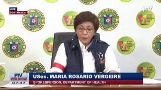 dOH updates on coronavirus status | Thursday, March 26