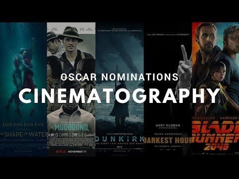 Oscar nominations: Cinematography  2018