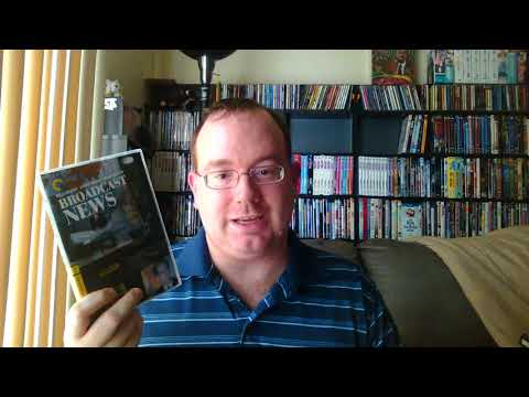 DVD Movie Review #216 Broadcast News