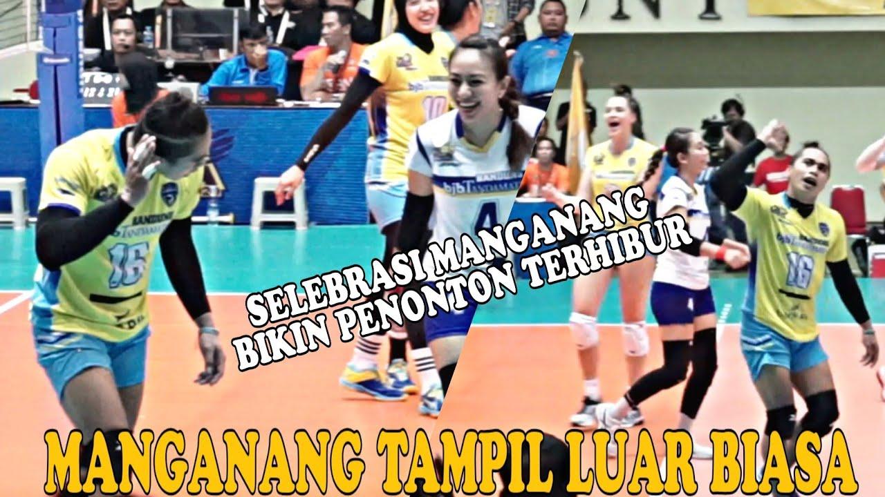BEST MOMEN BANK BJB VS JAKARTA PERTAMINA ENERGI - YouTube