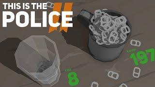 ЧИТЕР ПО ИМЕНИ КАРТЕР - THIS IS THE POLICE 2 Прохождение 5