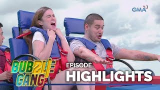Bubble Gang: Roller coaster ride with bae!