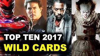 Top Ten Movies 2017 - It, The Dark Tower, The Mummy, Power Rangers - Beyond The Trailer