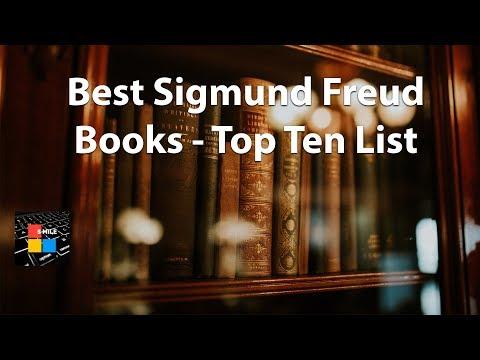 Best Sigmund Freud Books - Top Ten List