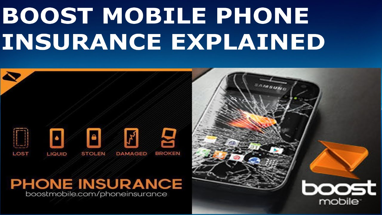 boost mobile insurance claim Boost Mobile Phone Insurance Explained (HD) - YouTube