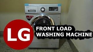 lg   front load washing machine   fh496tdl24   mjrv tech