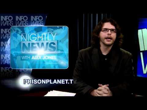 Alex Jones' Infowars Nightly News for Monday, February 20, 2012