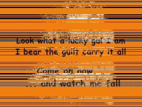 Clara Luzia - Lucky gal (with lyrics).wmv