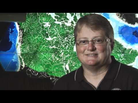 Sonya Dehler: Geophysicist