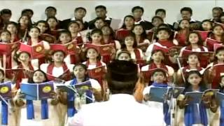 Angels from the realms - UAE Sunday School Mega Choir