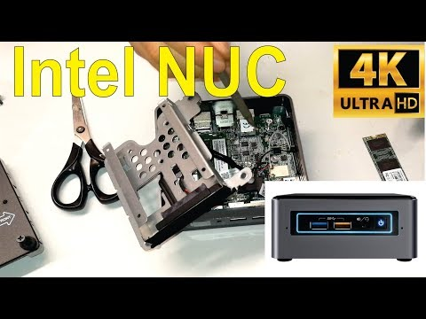 How to set up an Intel NUC in under 10 minutes