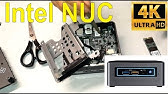 Can you game on the 8th Gen Intel NUC? NUC8i5BEK - YouTube