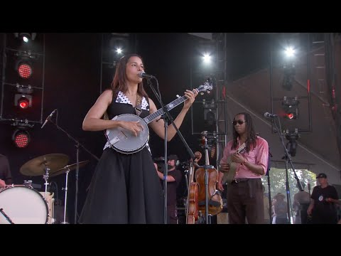 Rhiannon Giddens - Ruby (Live from Bonnaroo 2015)